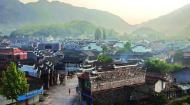 这个小镇 有146个姓氏10种方言