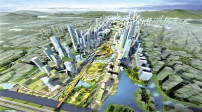 温州街区中轴线v街区顶尖建筑打造16个一刻钟城市方案出炉设计师联盟图片