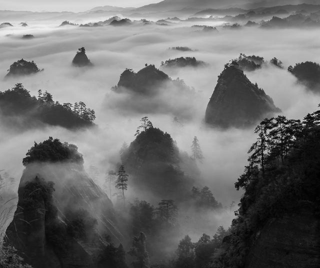 万佛山:诗与画的构想