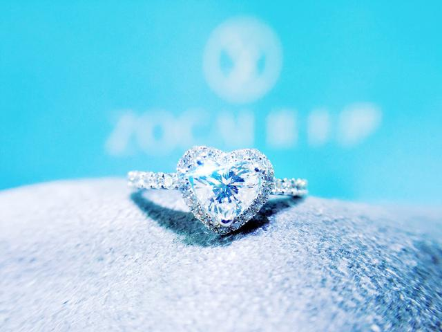 杭州某珠宝公司发明一项黑科技 可将声波刻在戒指上