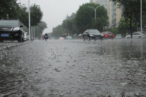 """""""卡努""""加强为强热带风暴 今夜起宁波将有大暴雨"""