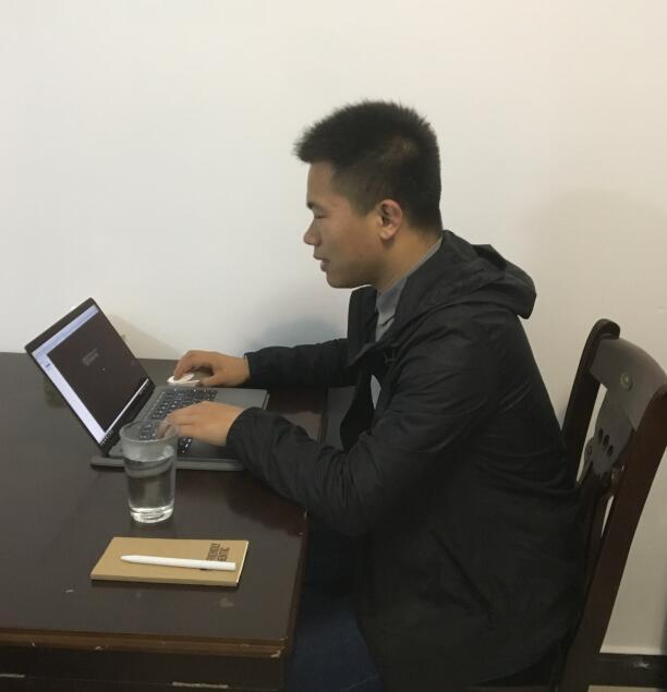杭州电子职高王康禄:云计算产品高手