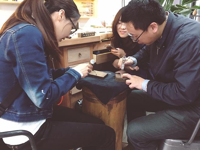 【新娘微课堂NO.1】纯手工定制一枚专属自己的戒指