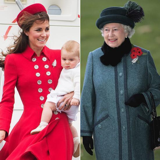 """英王室带货王诞生?她才是真正的""""戴""""货女王!"""