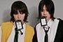 窦靖童最新写真简直是王菲翻版 与马思纯合体如双胞胎