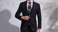 型男衣橱里必不可少的魅力西服