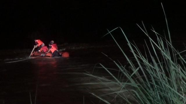 夏夜去小溪抓鱼虾 宁海5个小伙差点丧命