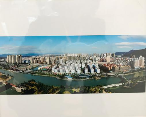 宁波银行办老年摄影作品展