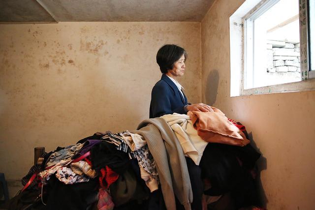 台州女生坚持女孩植物人异乡照顾15年终现奇穿甚平母亲图片