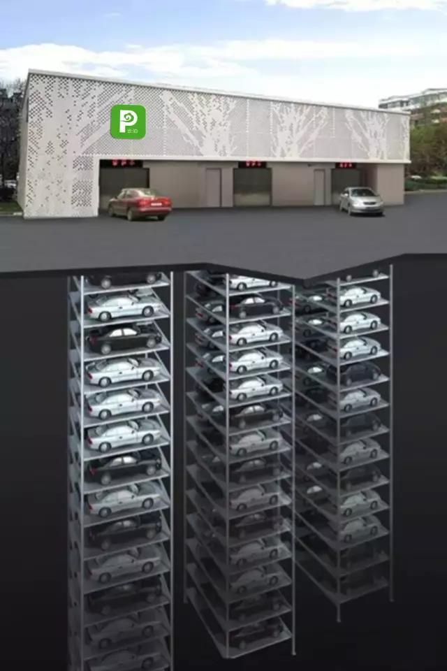 杭州云泊投资建设汕头首个电梯式地下车库
