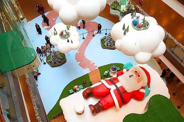 缤纷小镇 圣诞嘉乐——杭州嘉里中心圣诞季暖心回归