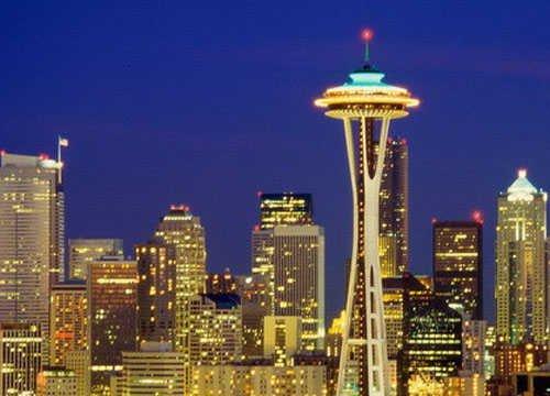 去美国西雅图 体验《晚秋》美景(图)