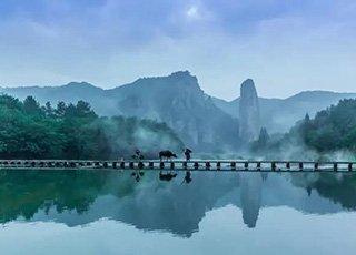 浙江有座山水小城 藏着不为人知的美