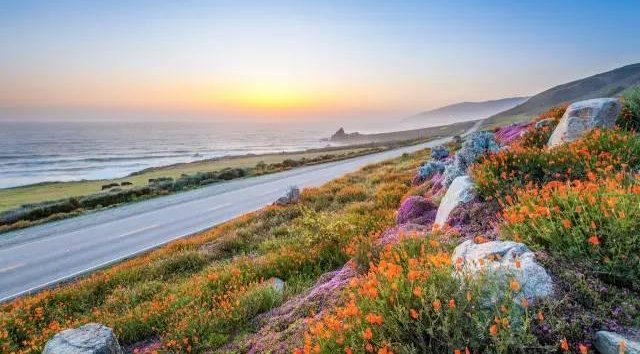 世界最美7条环海公路