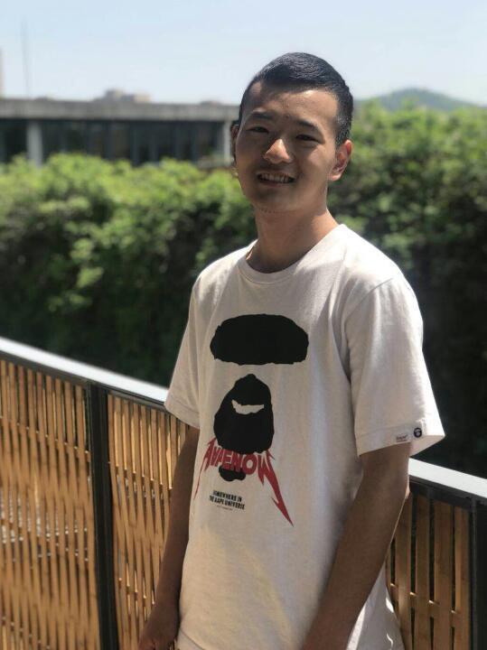 柯桥职教中心董杨炜:不能样样胜利但可以事事尽心