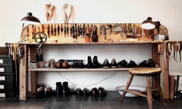探究顶级手工鞋制作流程