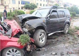 醉驾致2人死亡,江山这名肇事司机将面临惨重代价