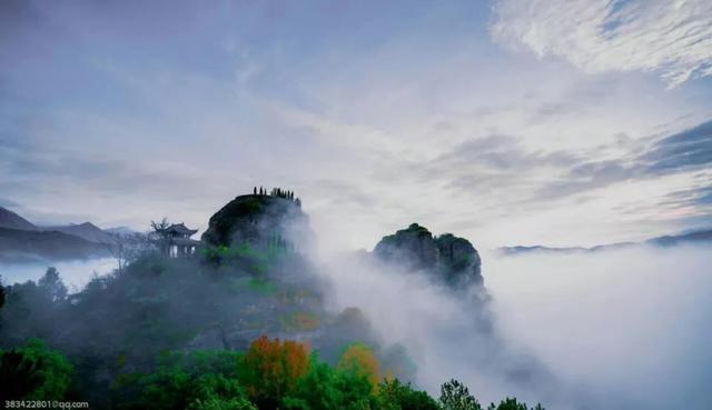 丽水市大花岩风景区