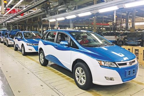 新能源汽车发展现状调查:面对质疑算清三笔账