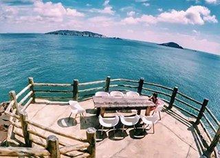 浙南小众海岛私藏绝美洞穴酒店和风景