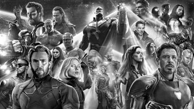 从08年的《钢铁侠》到现在 漫威电影宇宙已经10年了