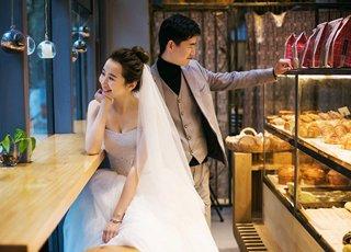 超低价婚纱照拍出惊艳感