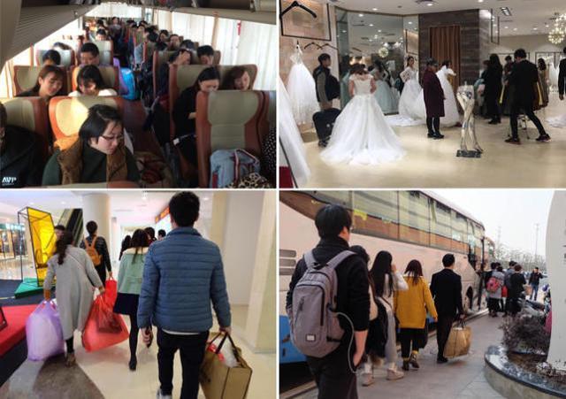 买婚纱比租婚纱还便宜 免费包车组团去苏州买婚纱