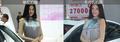 杭州车展模特素质大考验 快被小编玩坏啦