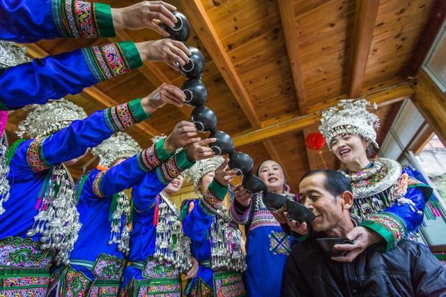 11月28日相约通道万佛山 共赴一场侗族歌舞美食盛宴