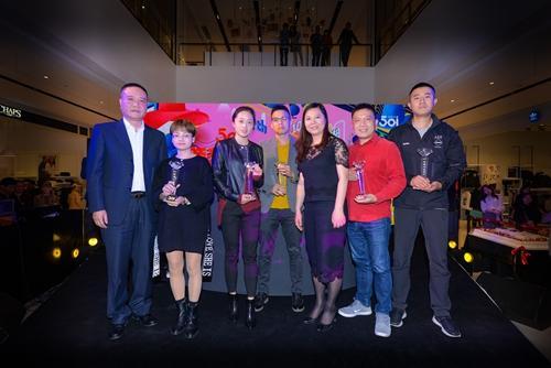 本周末杭州大厦501办了场全城轰动的周岁潮趴