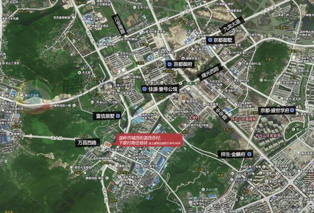 台州2月土拍揽金14905万 白云、柏澳成功拿地
