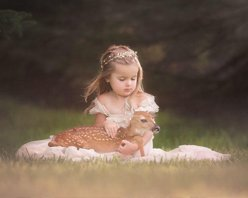 孩子梦想中的奇幻童话世界