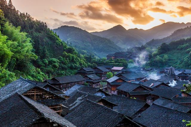 通道侗寨 灵魂栖息的地方