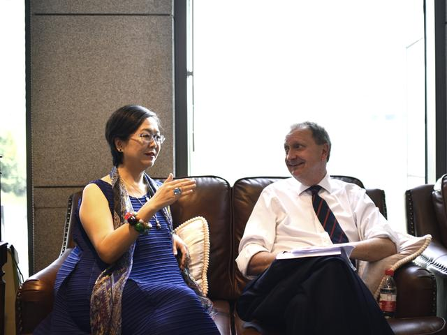 英国登仕廷幼儿园落户龙井 杭州伢儿享EYFS教育