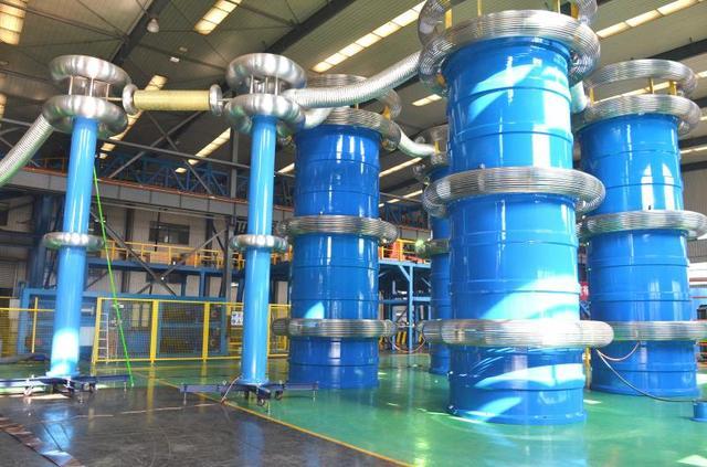 世界首条500千伏海缆通过半成品耐压试验