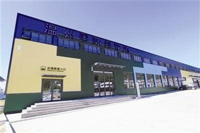 好消息 温州市民有望12月在家门口坐邮轮环游世界