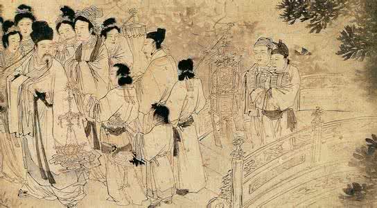 看苏轼与名妓怎么当广告代言人