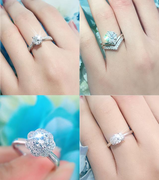 余文乐结婚 杭州某珠宝公司明星款钻戒又一波被刷屏