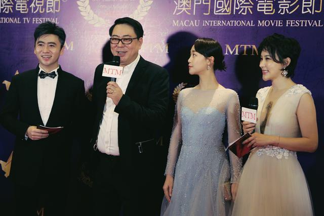 第九届澳门国际电影节颁奖典礼 解锁更多穿搭技巧