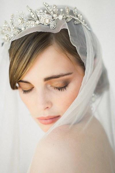 十二星座新娘妆容造型 专属她们的最美容颜
