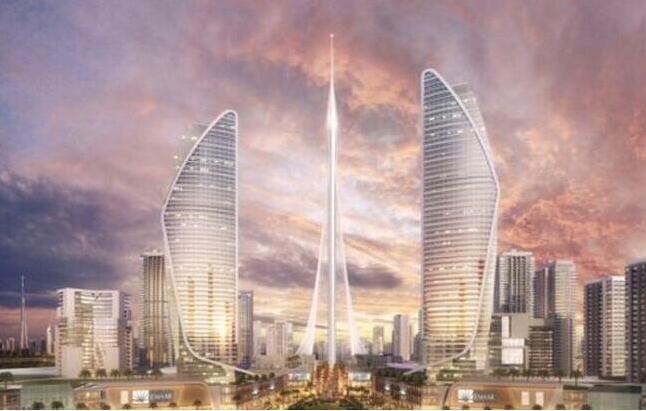 世界第一高楼1600米