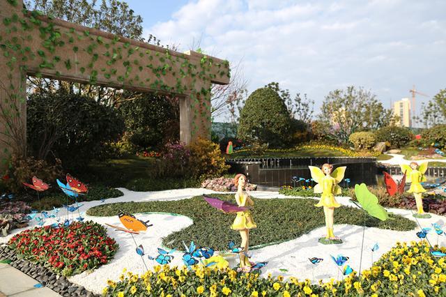 碧桂园·中央公园秘境示范区盛大开放!