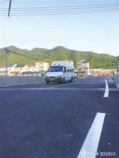 打通入村路疏通发展路 富阳宵井村的未来有了新出路
