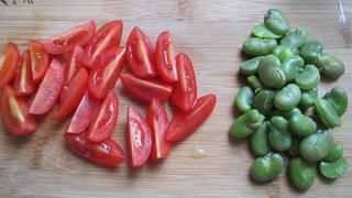 夏天美白终极料理 番茄炒虾球美白的秘密