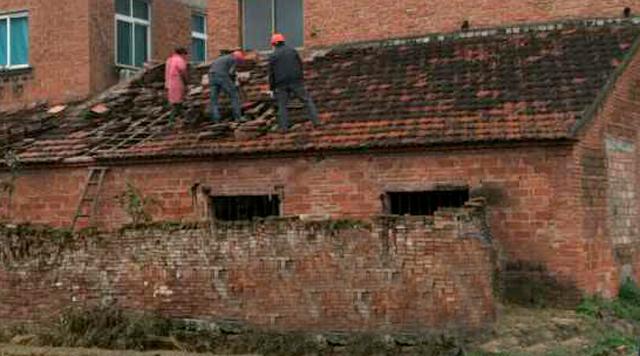 金华一村干部把新房当牛棚自己住猪圈 这是为啥?