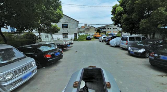 温州有条雁荡路 被两个城中村夹成三段断头路