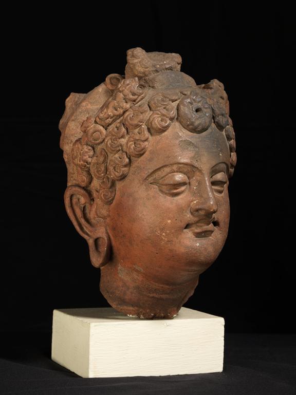并蒂莲华·公元400-700年印度与中国雕塑艺术大展