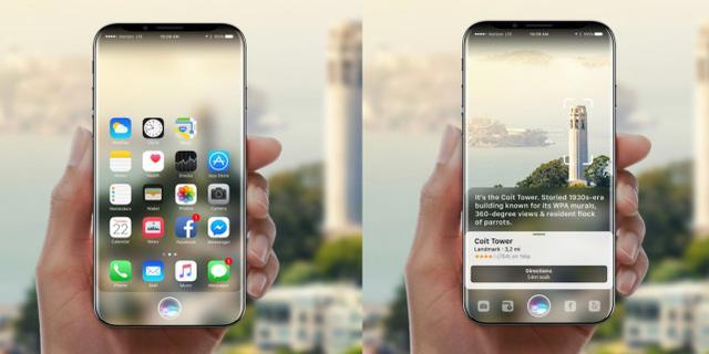 苹果供应商:正在为iPhone 8的3D传感组件做准备