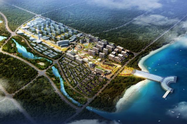 这家由青岛中纺亿联时尚产业投资集团与中国纺织工业联合会合作,投资1