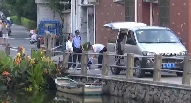 昨天下午 舟山俩河道发现两位老人尸体